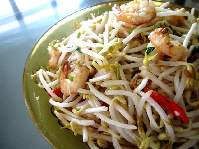 STP's fried bean sprouts 2