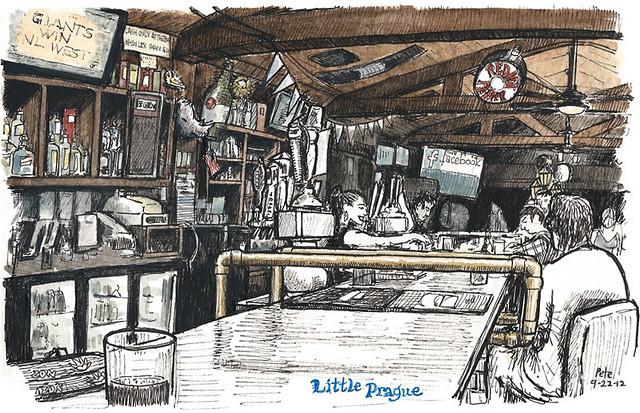little prague, davis