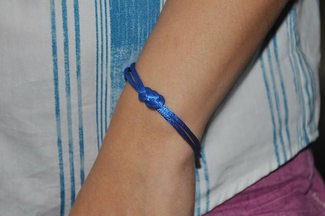 Climbing Knot Bracelet