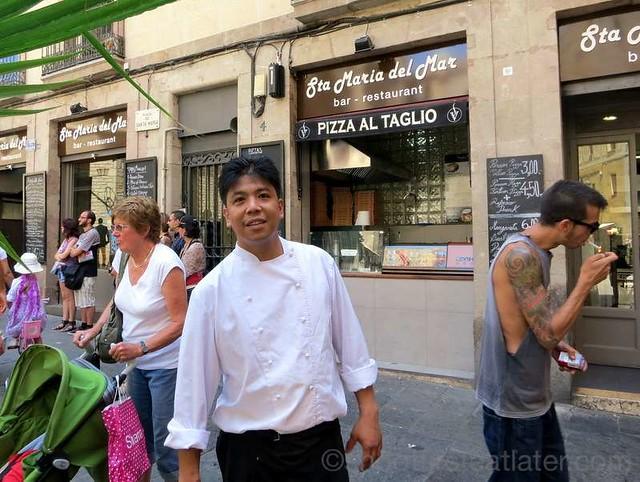 Sta. Maria Del Mar Bar & Restaurant-002