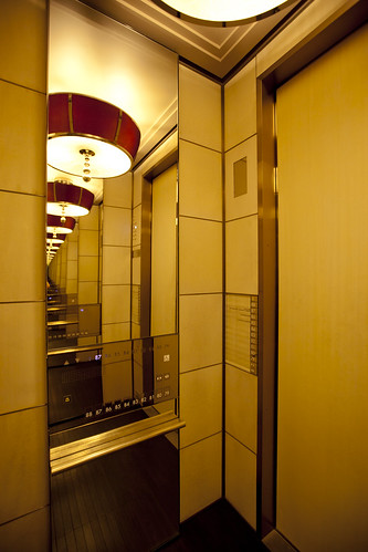 High-Speed Elevator