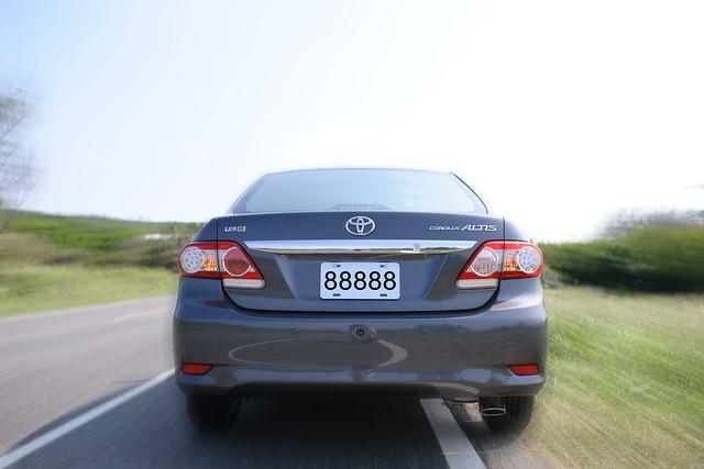9/26人生的第一臺車-10.5代Altis開箱 - Toyota - 汽車討論區 - Mobile01
