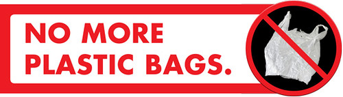 no more plastic bags, San Francisco