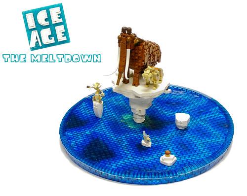 Ice Age: The Meltdown by Blake's Baericks