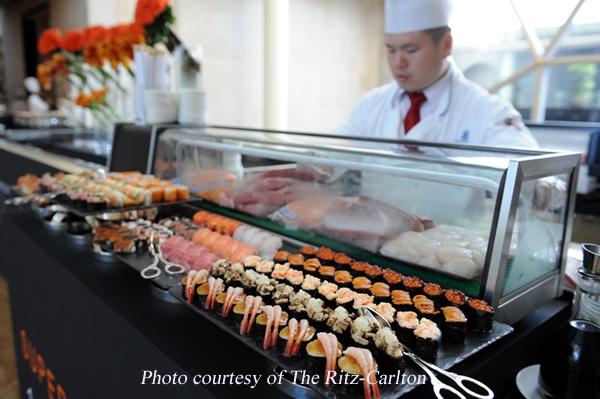 The SuperBrunch @ The Ritz-Carlton Millenia Singapore
