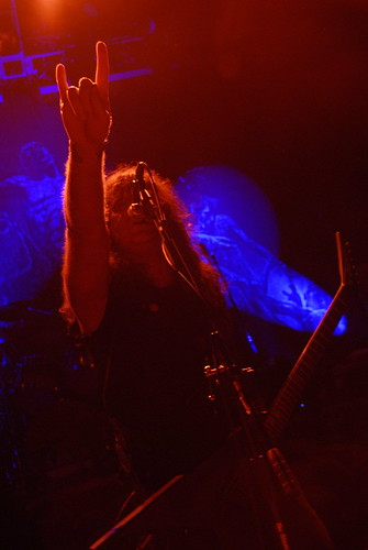 Mille Petrozza of Kreator