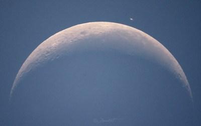 ISS Luna diurna 12-9-12