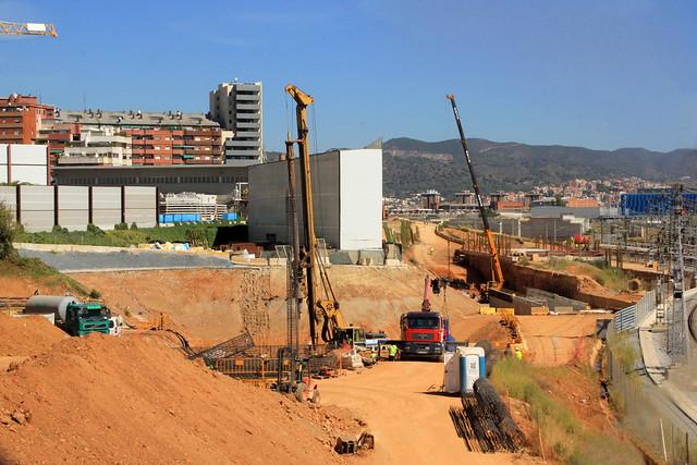 Zona Riera de Horta - montaña - 14-09-12