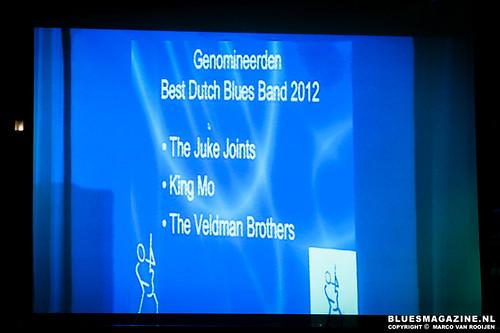 Dutch Blues Challenge 2012