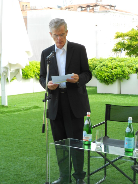 Philip Rylands - Director, Peggy Guggenheim Collection