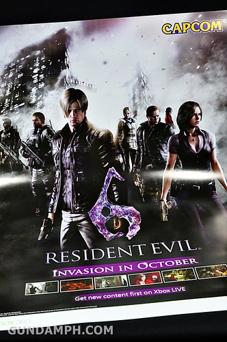 Resident Evil 6 Special Pack Jacket & Shirt PS3 Philippines Release (4)