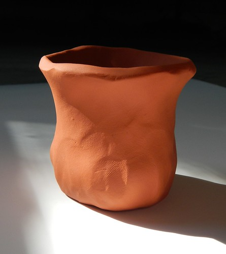 Wee Clay Pots 4