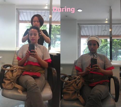 during treatment of Macademia Natural Oil