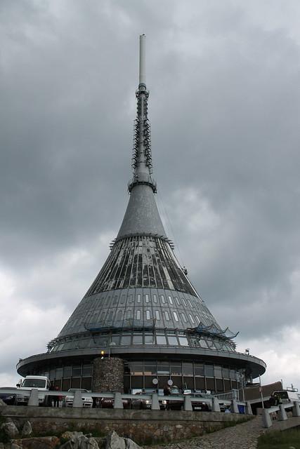Ještěd TV Tower
