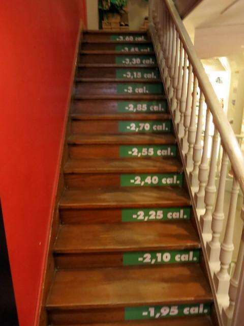 stairs in Natura