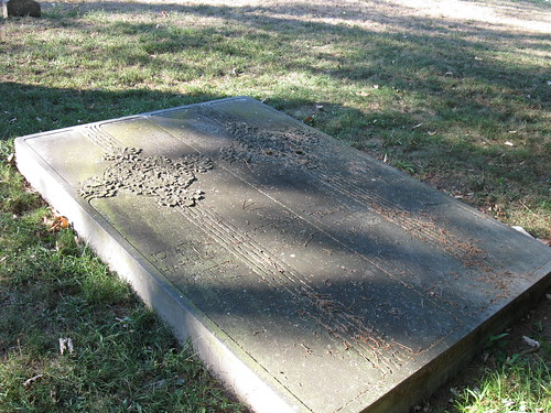 Jonathan and Susan Winters grave