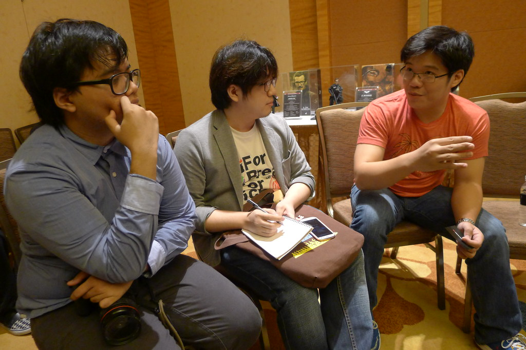 Three Questions with Leinel Yu