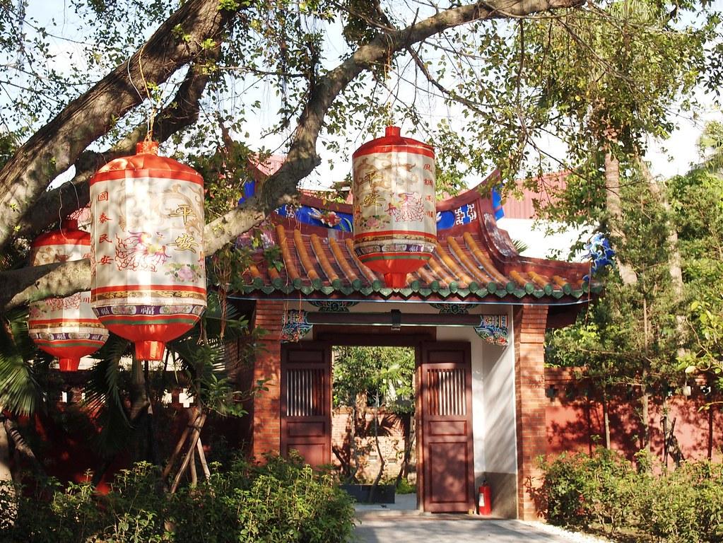 taipei confucius temple & dalongdong baoan temple