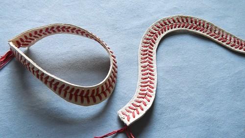 Baseball Bracelet 13