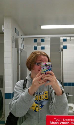 282/366 [2012] - Hair Chopped by TM2TS