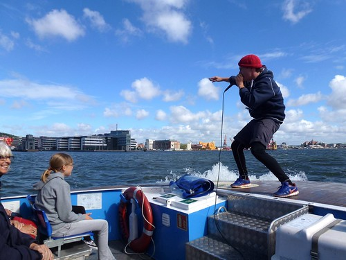Paddan canal boat tour