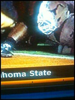 tu fumble oklahoma state 2012
