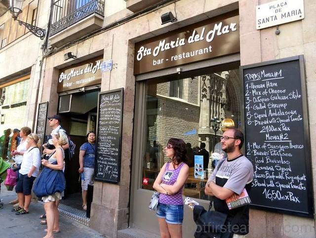 Sta. Maria Del Mar Bar & Restaurant