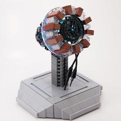 Lego Arc Reactor