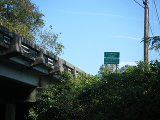 Greenville County Sign