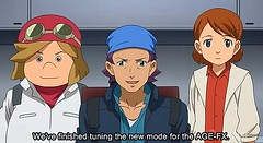 Gundam AGE 4 FX Episode 46 Space Fortress La Glamis Youtube Gundam PH (28)