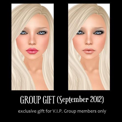V.I.P. Group Gift September 2012
