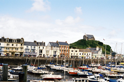 Ilfracombe harbour by 35mm_photographs