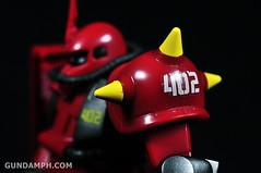 HCM MS-06R-2 Johnny Ridden's Zaku-II (144 scale) 1984 make (40)