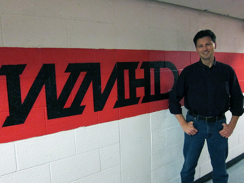 Me at WMHD