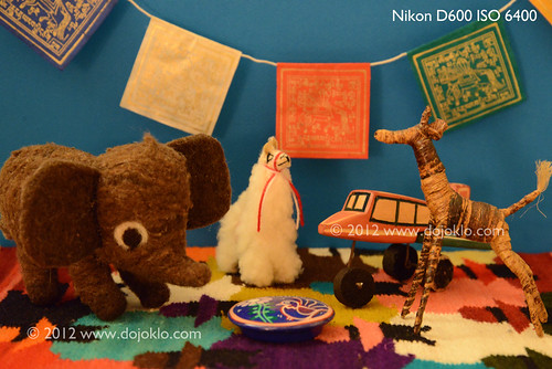 Nikon D600 ISO high test review compare sample image hands on 6400 digital noise