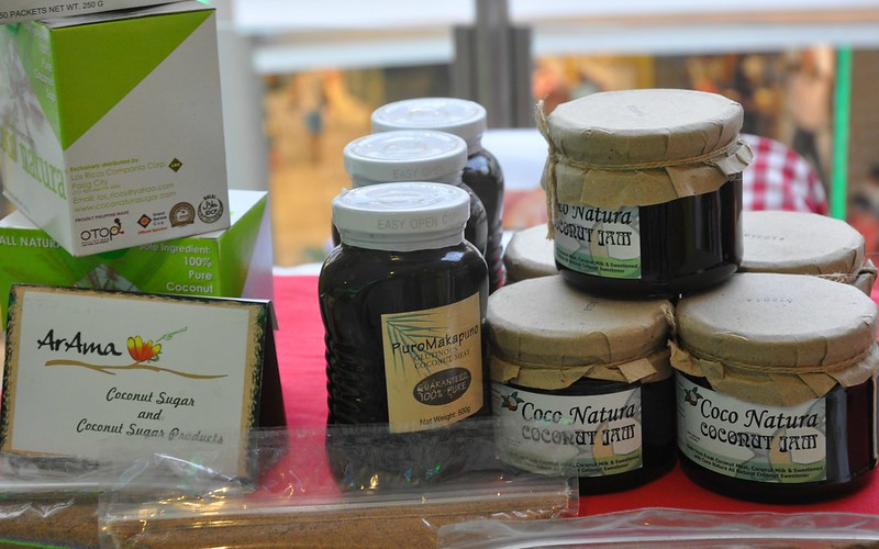 ArAma coconut sugar products
