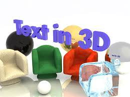 3D- Design