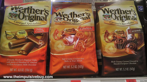 Werther's Originals Caramel Specialties