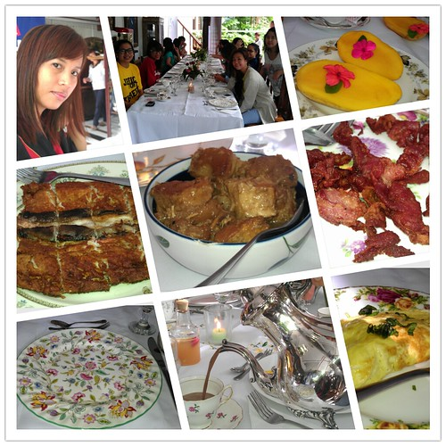 Breakfast @  Sonya's Garden