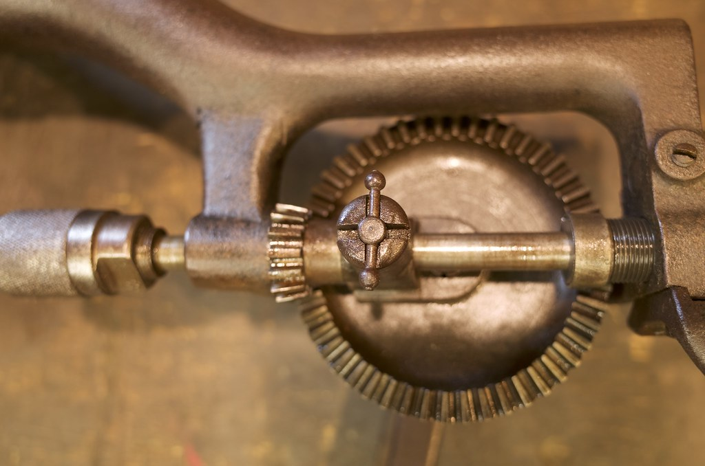 """North Brothers """"Yankee"""" No.1003 (spindle lock switch)"""