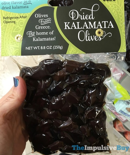 Trader Joe's Dried Kalamata Olives