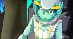 Gundam AGE 4 FX Episode 46 Space Fortress La Glamis Youtube Gundam PH (116)