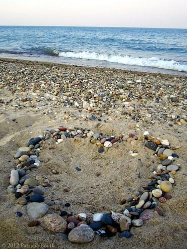 Day 243 Lake Michigan Love by pixygiggles