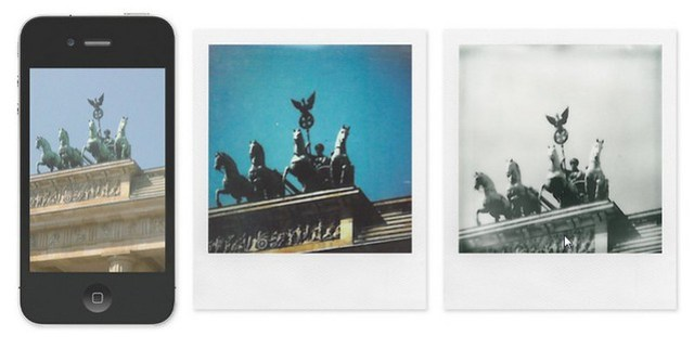 The Impossible Lab por The impossible project