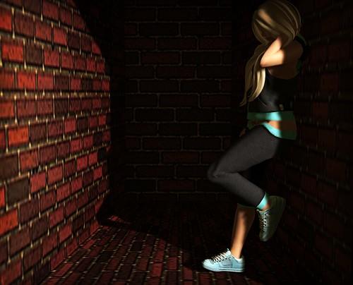 Hiding in Darkness