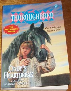 Cindy's Heartbreak.