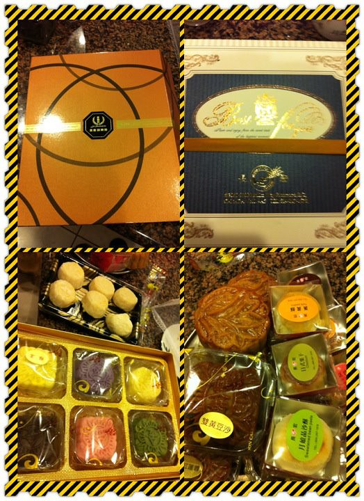 LA PATISSERIE MOONCAKE