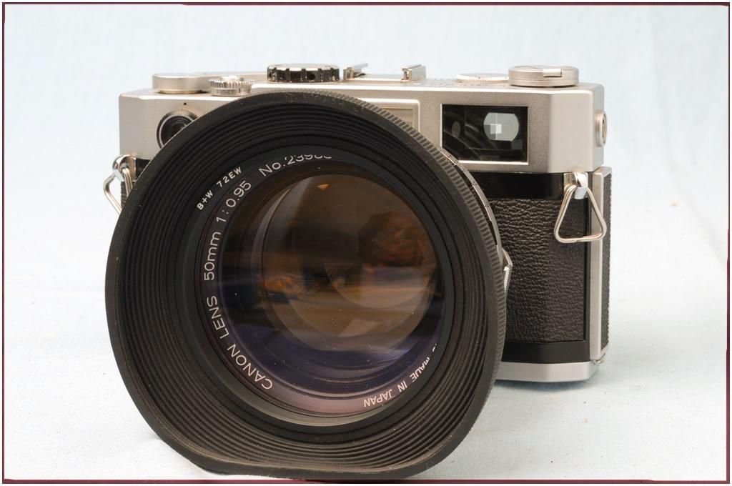Canon 7s w/ FD 50/0.95
