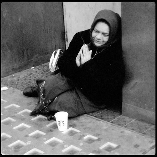 London's shame by Darrin Nightingale