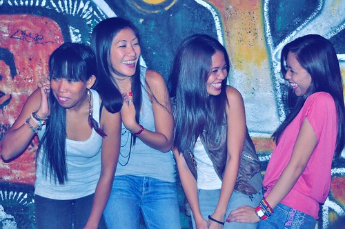 TF Friends at Saguijo Cafe